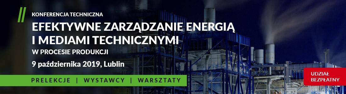 Banner Konferencji w Lublinie