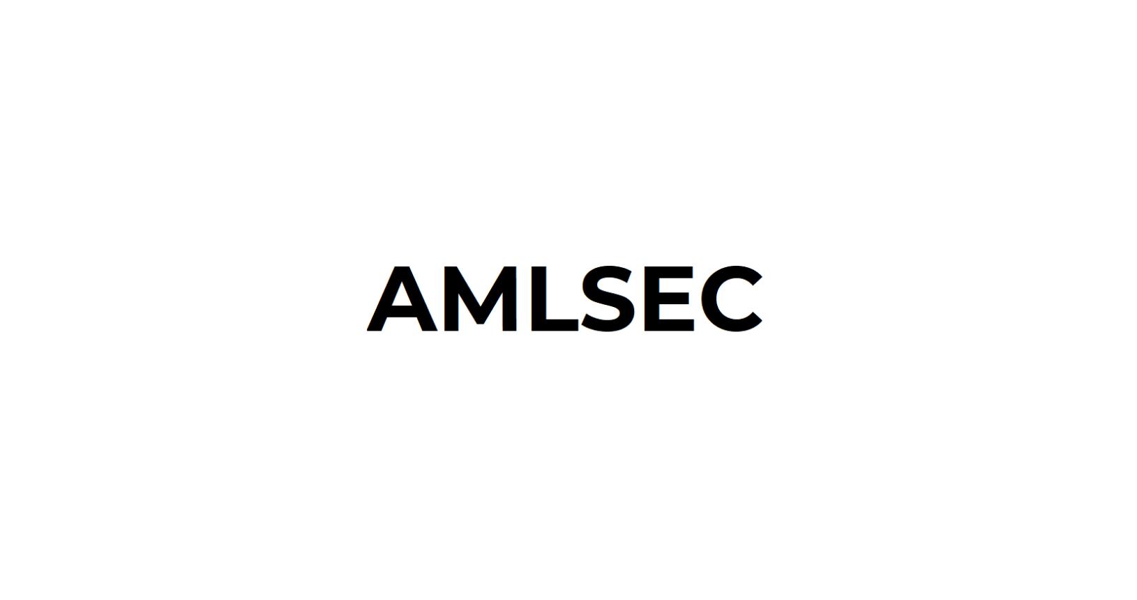 Logo AMLSEC ppnt